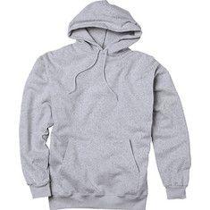 Hanes Ultimate Cotton Pullover Fleece 10 Oz (set Of 2) (men's) - Light Steel