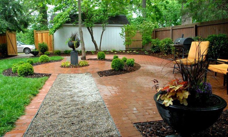 Creative Landscaping Ideas pea gravel landscaping ideas : creative landscaping ideas