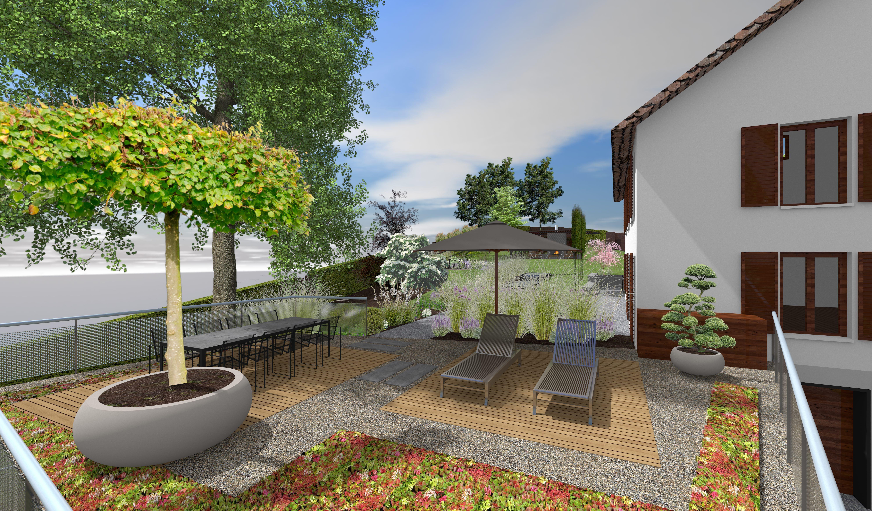 Gartendesign By Lifestyle More 3d Visualisierung Gartengestaltung Gartenarchitektur Garten Design