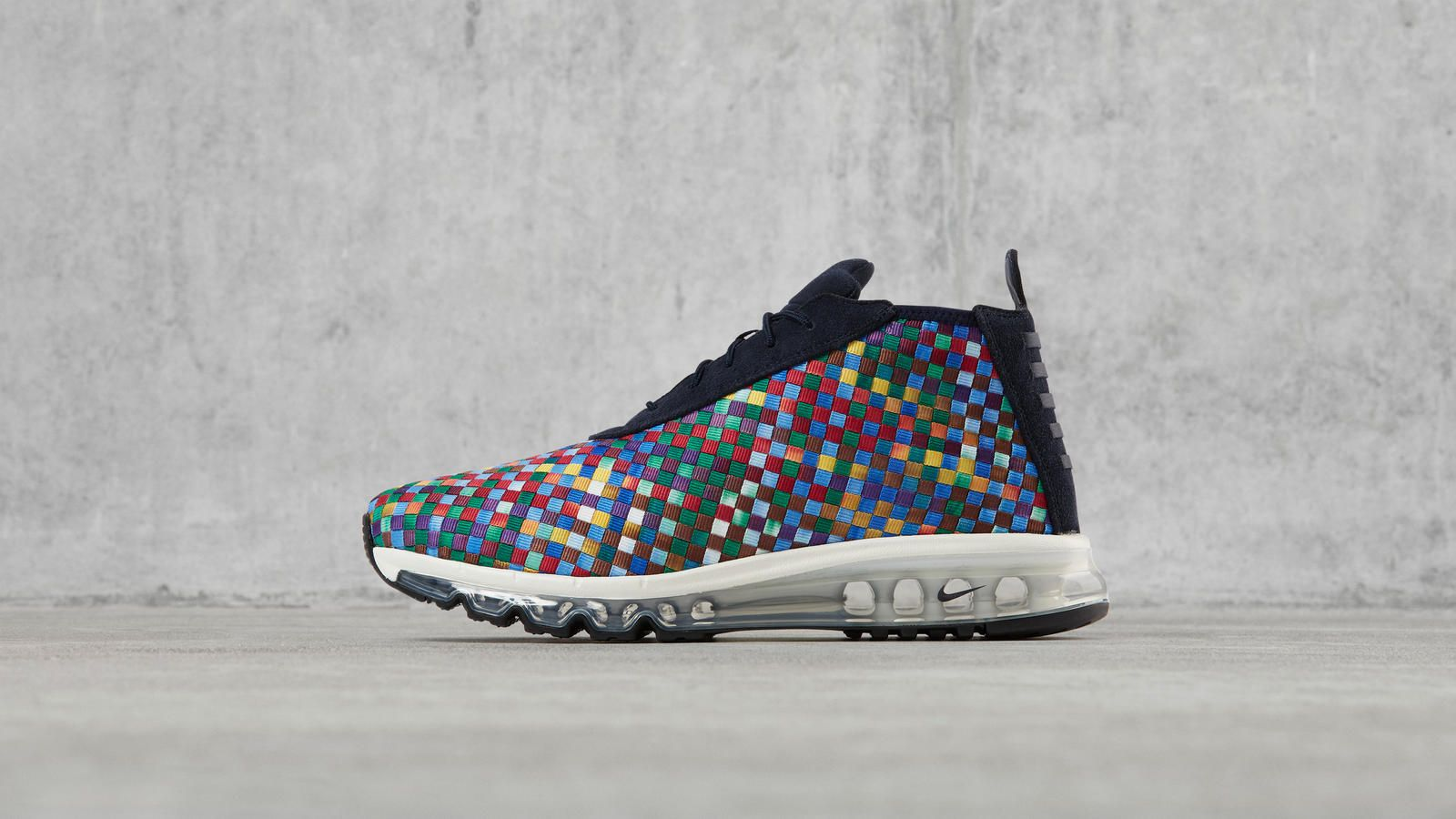 Nike Air Max Woven Boot Nike News
