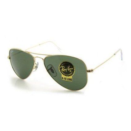 Ray-Ban RB 3044 SMALL Metal AVIATOR Sunglasses- All Colors $74.95 - $177.21