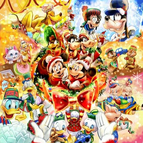 ❤Mickey and Friends❤
