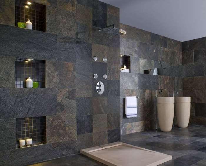 Superior Luxus Badezimmer Kosten: Moderne Badezimmer Mit Weißen At Deko Ideen Luxus Badezimmer  Fliesen Einige Leute Mögen Den Weg Nach Hause Dekor.