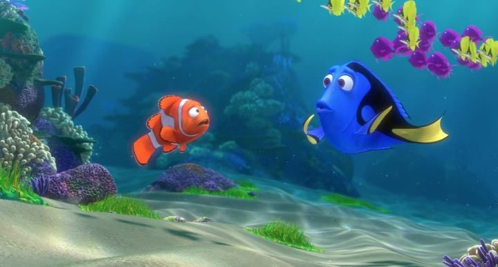 How Well Do You Know Finding Nemo? (With images) | Finding ...  Walt Disney Pictures Presents A Pixar Animation Studios Film Finding Nemo