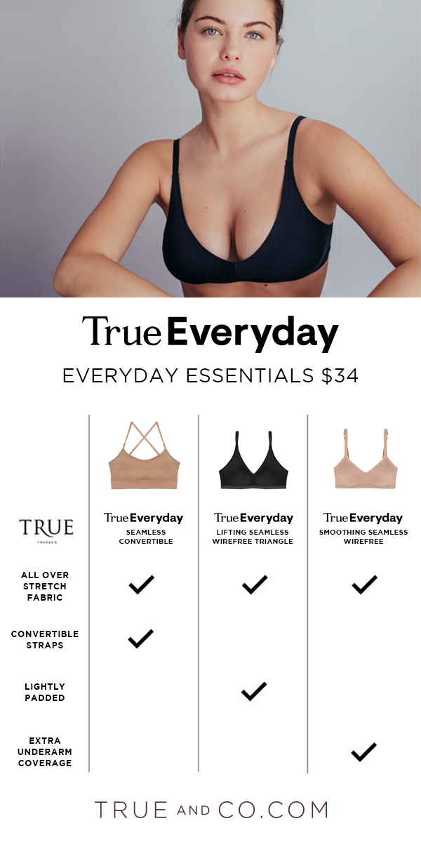 d00bbb2d726f3 Everyday essential bra styles that smooth and support