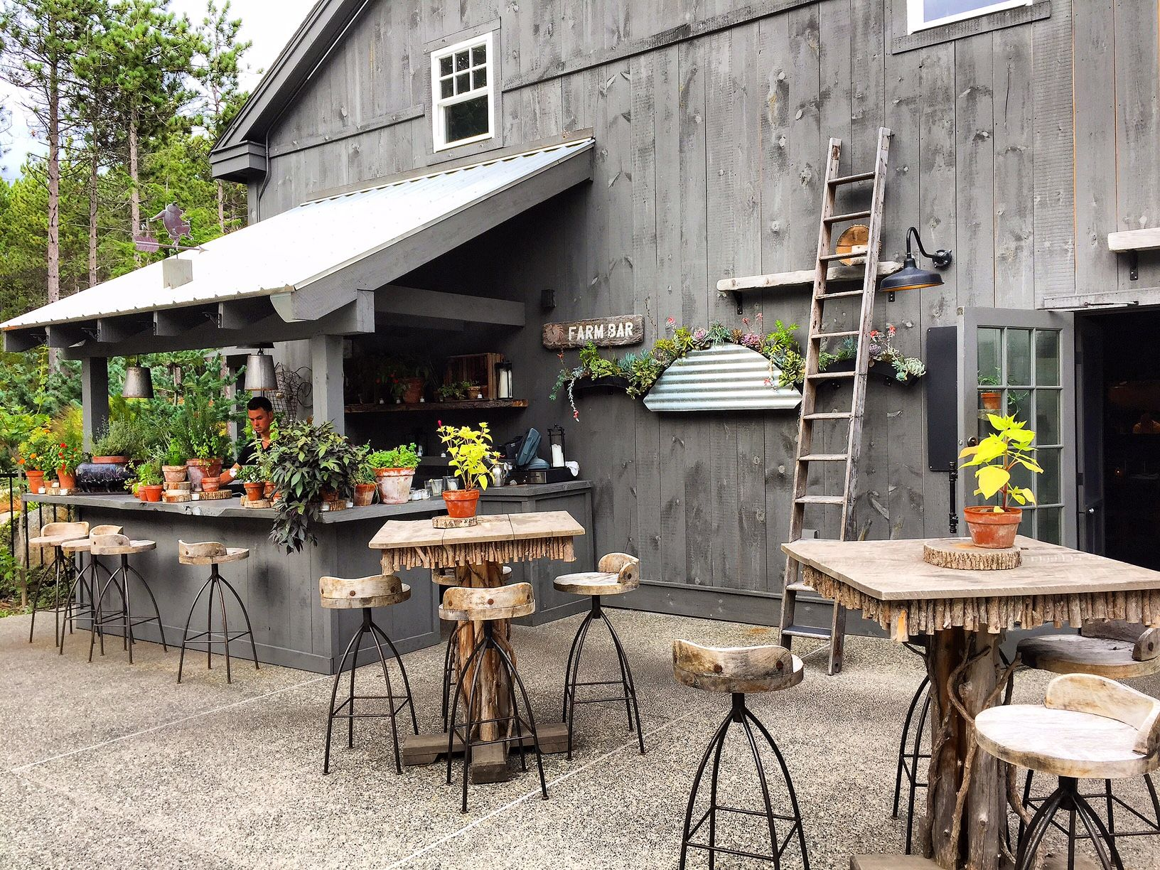 Hidden Pond Kennebunkport Maine Wedding And Event Venue Farm Bar Pool