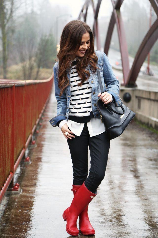 68a154e916a black and white | .:holy chic:. | Black denim jeans, Black, white ...