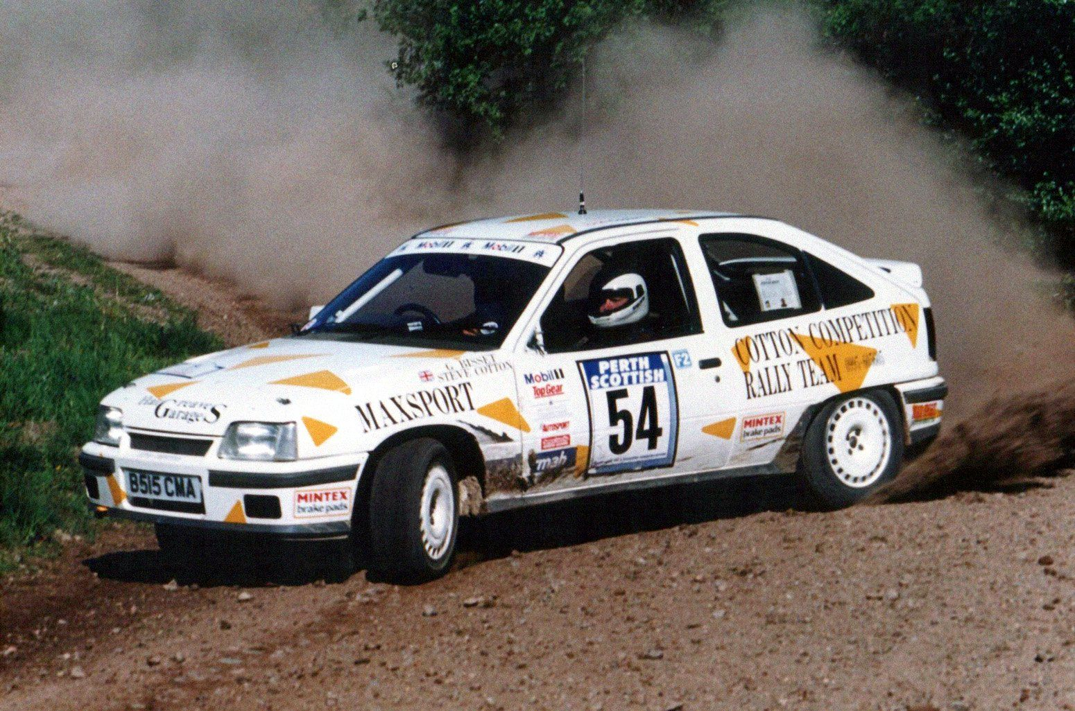 1983 Vauxhall Astra (Mk2) GTE Rally Car | Classic Cars | Pinterest ...