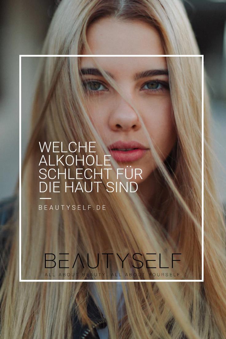 Gute und schlechte Alkohole in Kosmetika – Hautpflege – Beautyself