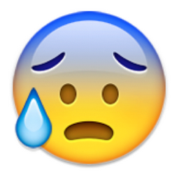 Nervous Emoji | Emojis | Emoji, Emoji dictionary, Smiley emoji