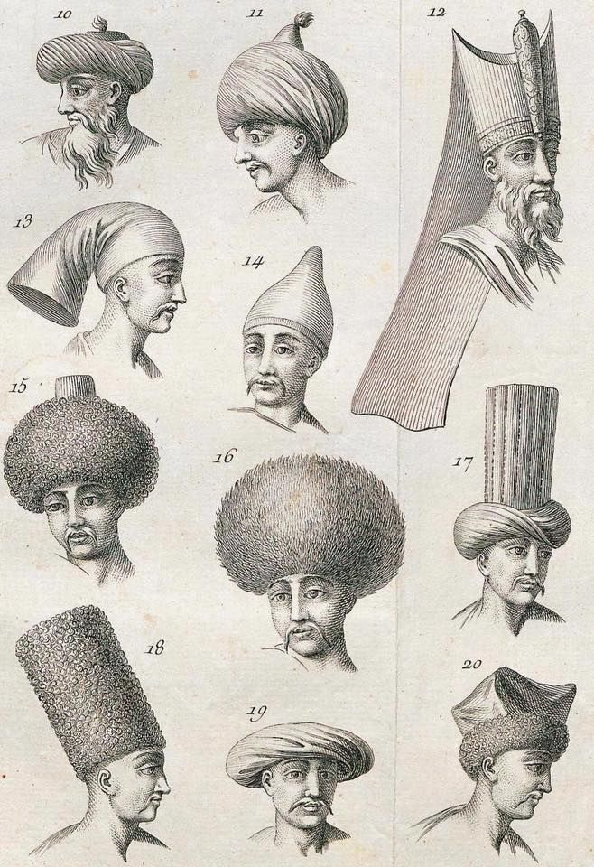 FB Ottoman Imperial · Ottoman era hats 2d5be9c1432