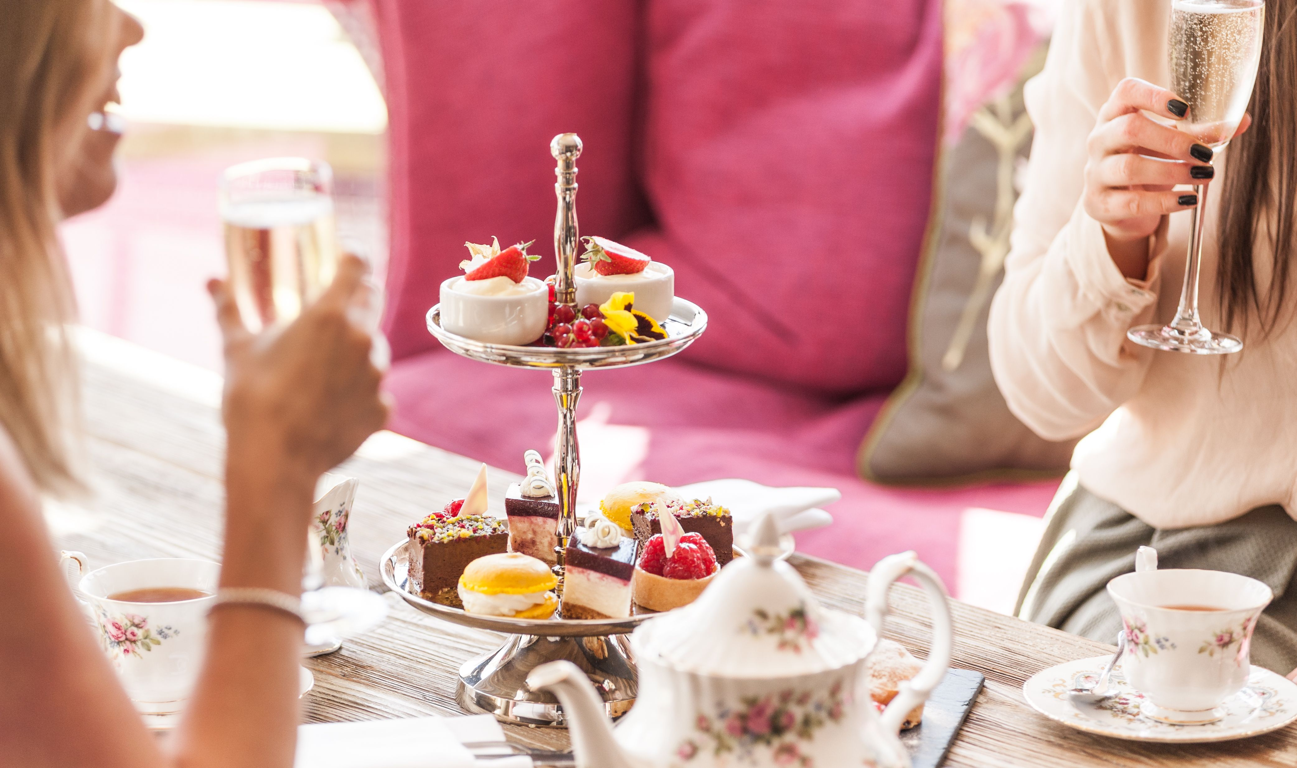 An Eclectic Afternoon Tea at Great John Street, Manchester ...