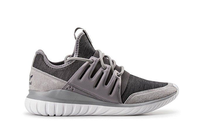 adidas - Tubular Radial Shoes - Grey - 10  Amazon.co.uk  Shoes ... c9fab153d