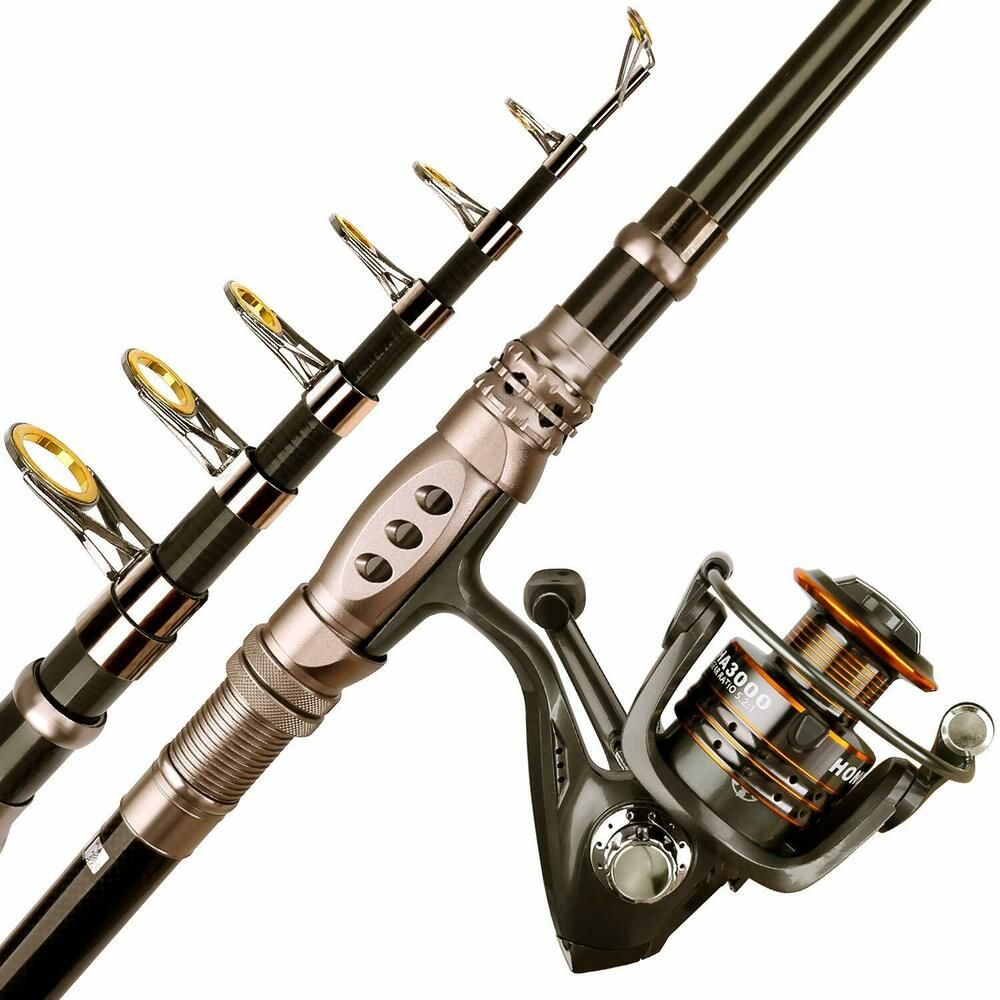 Fishing Combo Carbon Fiber Telescopic Rod And Reel Kit Travel Outdoor Sport Gear Fishing Fishingrod Telescopic Fishing Rod Best Fishing Rods Rod And Reel