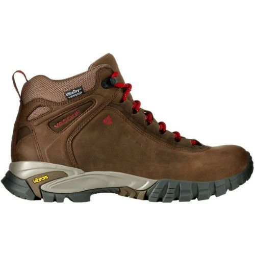 ec16fa8f721 Vasque Talus UltraDry Hiking Boot - Men's Turkish Coffee/Chili, 10.5 ...