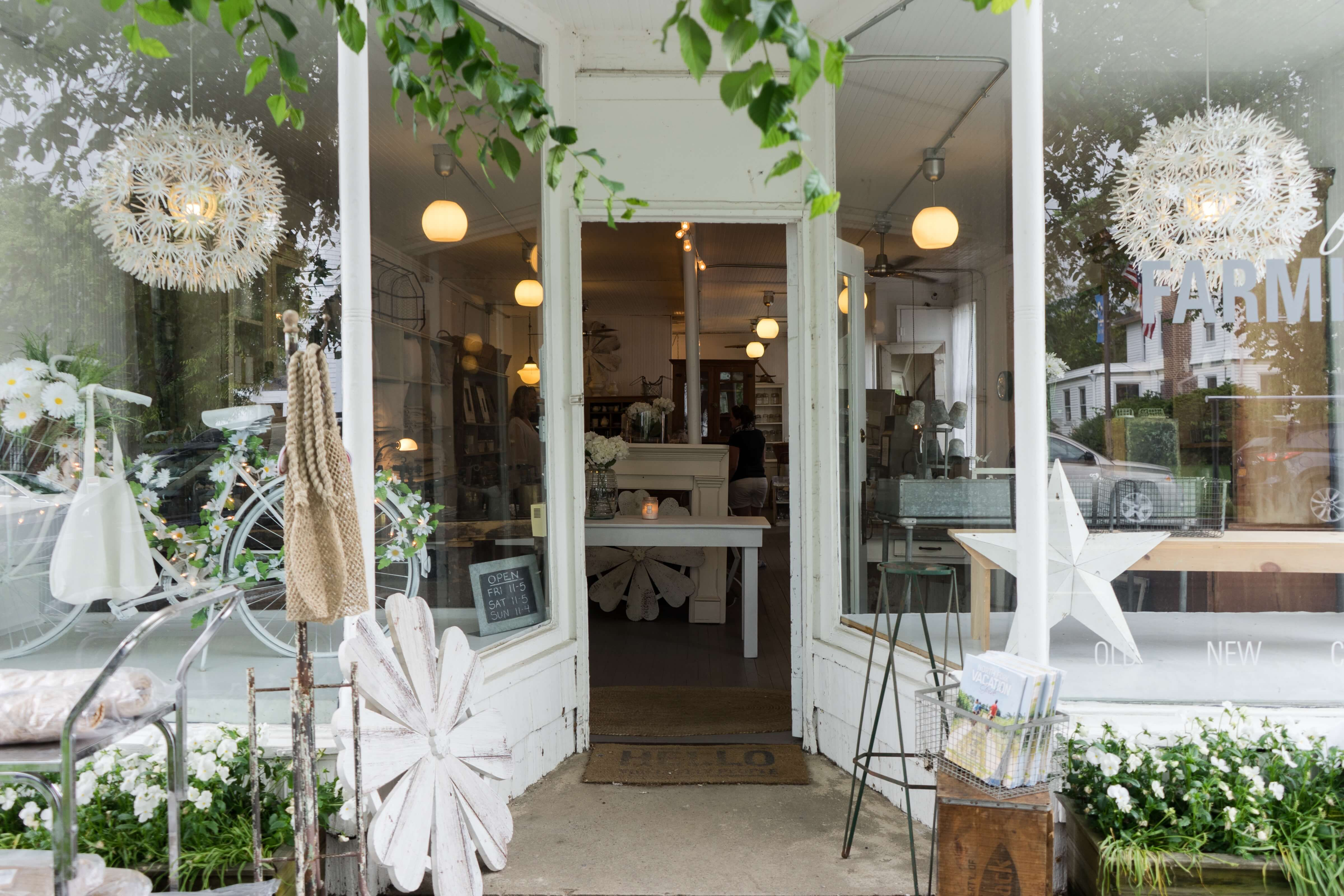 White Flower Farmhouse North Fork Retail The Business Of