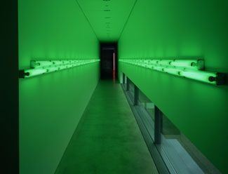 green on the hall
