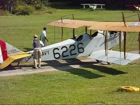 Old Rhinebeck Aerodrome -Early Birds
