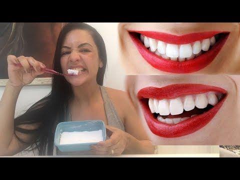 Receita Caseira Que Clareia Os Dentes Instantaneamente Os