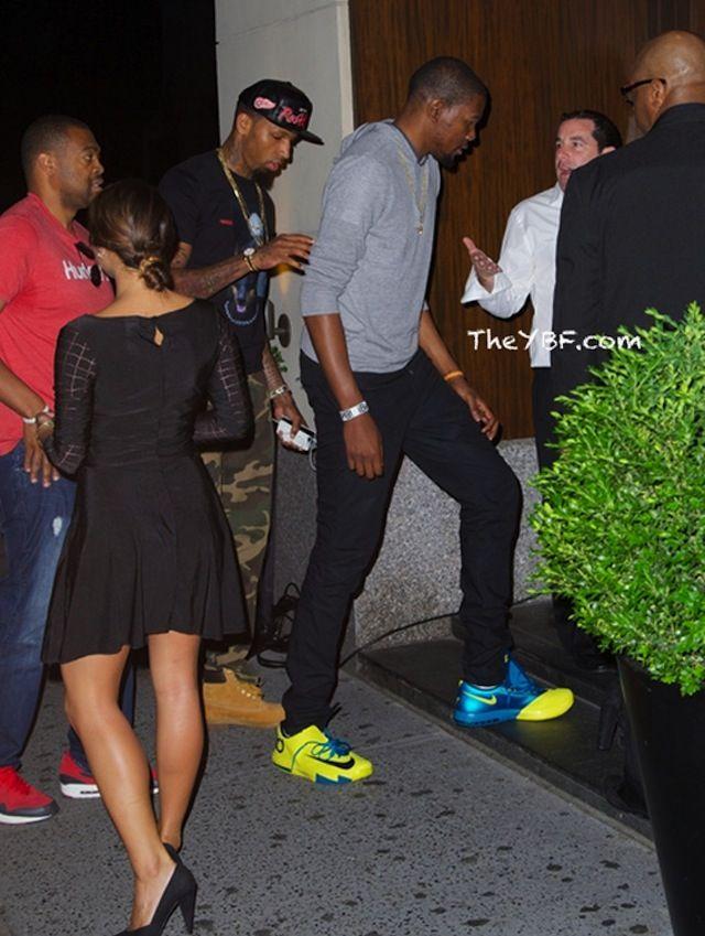 #KevinDurant wearing #Nike KD VI kd vi,kd v,kd 4,