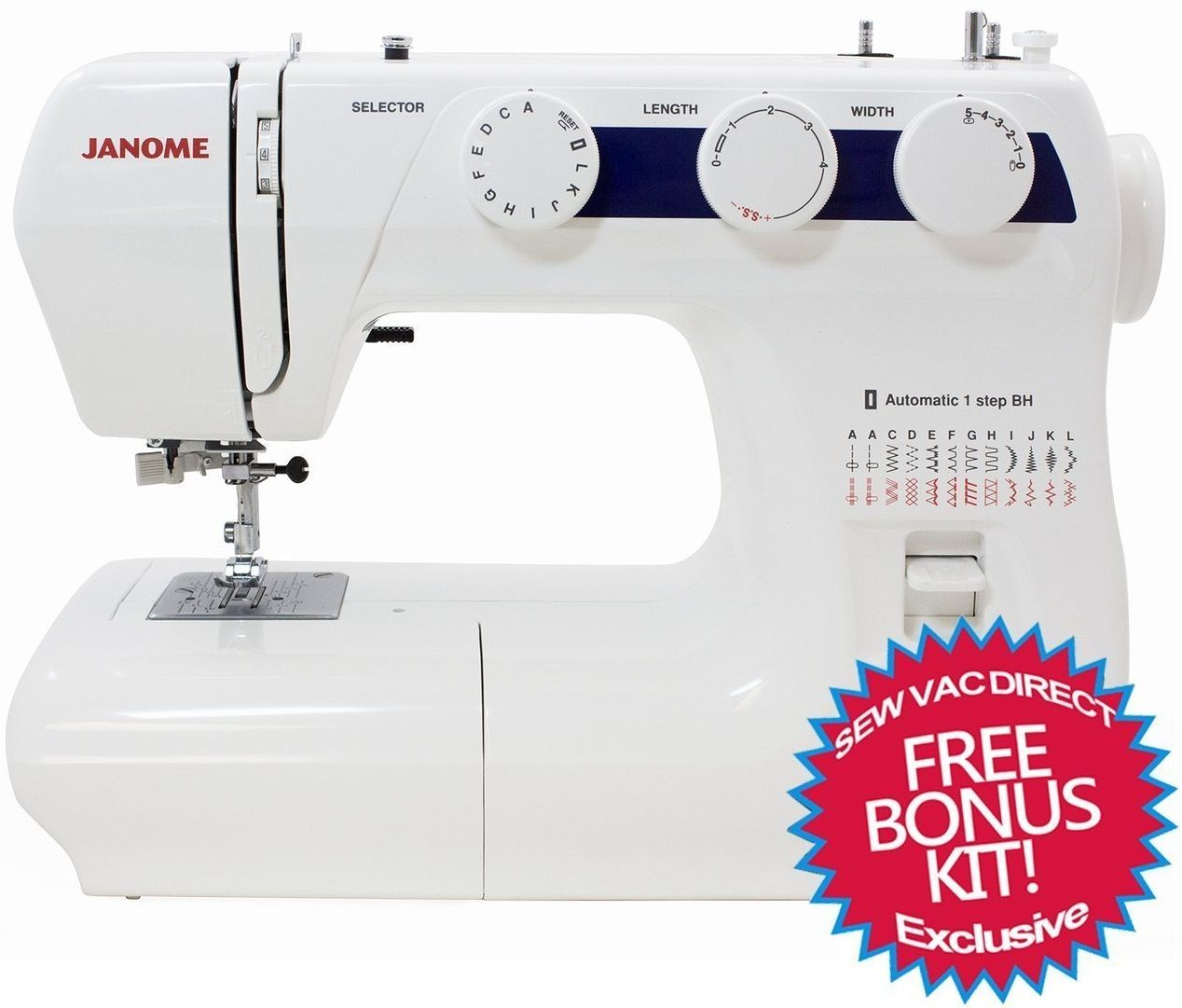 Janome 2222 Sewing Machine Review – Should You Buy One ...
