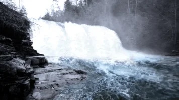 Waterfall Gifs Get The Best Gif On Giphy Cool Gifs Gif Kitsune