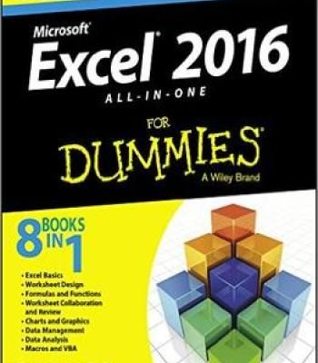 Excel 2016 All-In-One For Dummies PDF Information Technologies