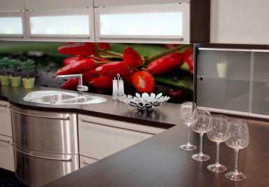rivestimenti cucina | wall-art.it | pannelli paraschizzi ... - Küchenrückwand Alu Dibond