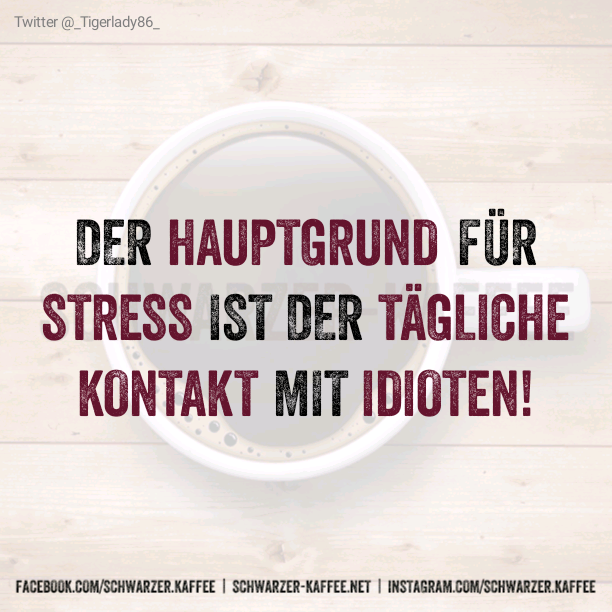 STRESS | Fun | Funny picture quotes, Proverbs quotes und Quotes