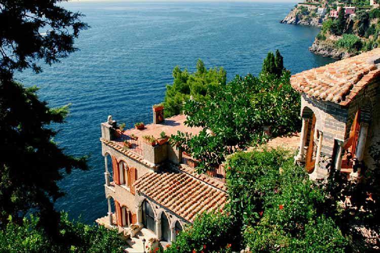 Villa Scarpariello A Boutique Hotel In Amalfi Coast Italy