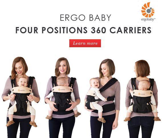 ergobaby 360 age limit