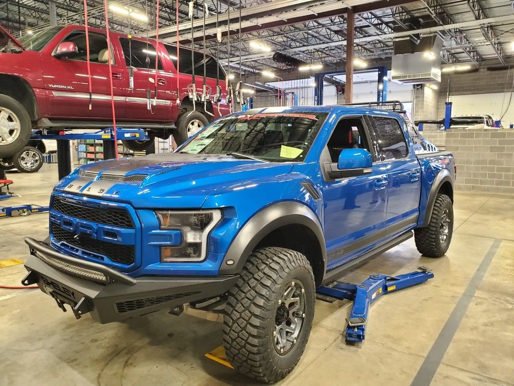 2019 Ford Shelby Raptor 525 Hp List Price 117 000 Puchaser
