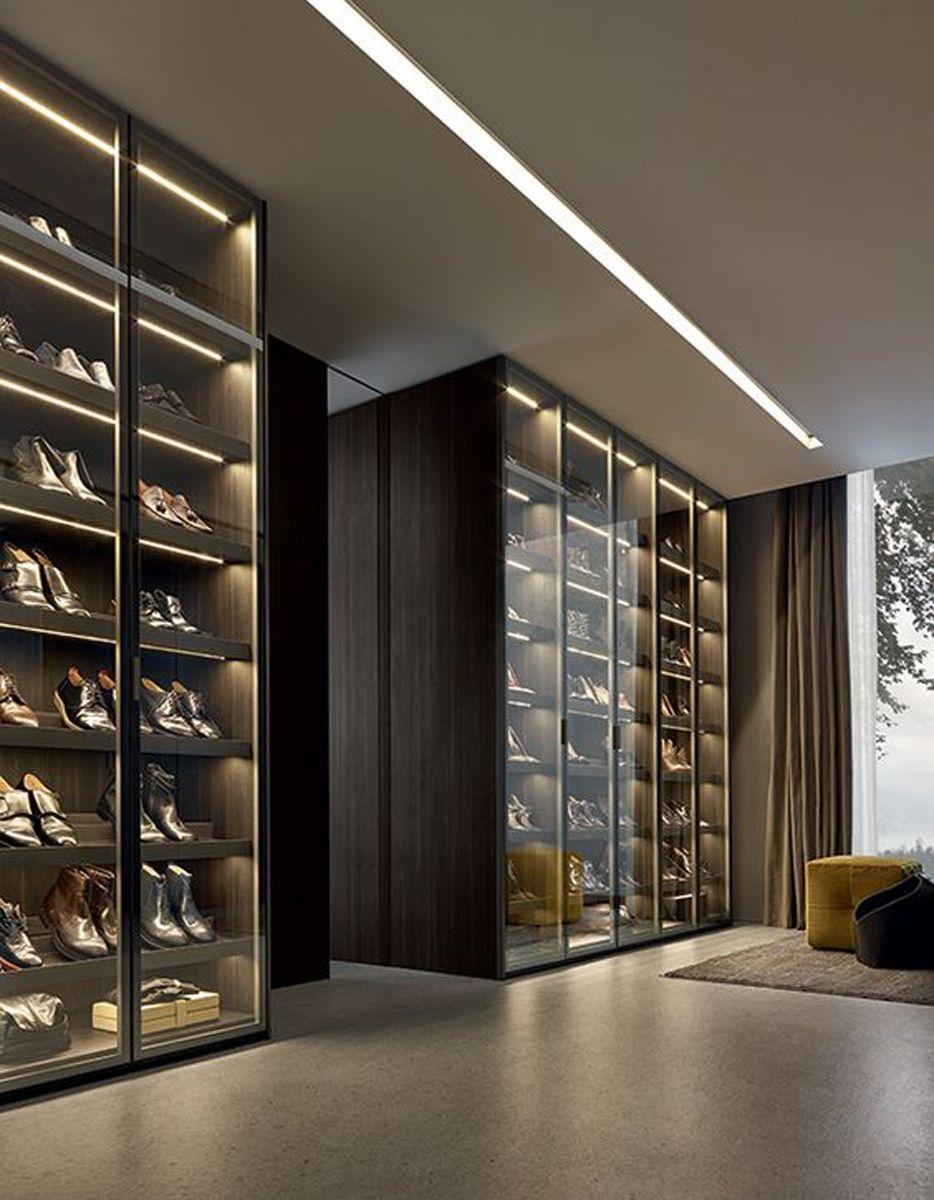 Bedroom With Walk In Closet Design Beauteous Inspiratie Inloopkast  Inspiratie Interieur  Eve Architecten 2018