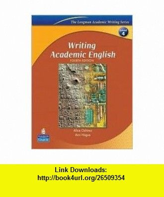 Writing academic english 4th fourth edition text only alice oshima writing academic english 4th fourth edition text only alice oshima asin fandeluxe Gallery