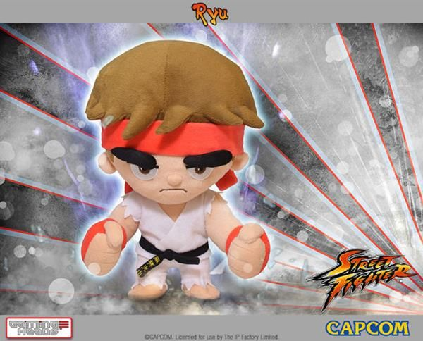 These Poseable Street Fighter Figures Are Too Cute Geek