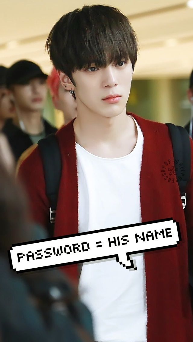 Image Result For The Password Is His Name Kpop In 2019