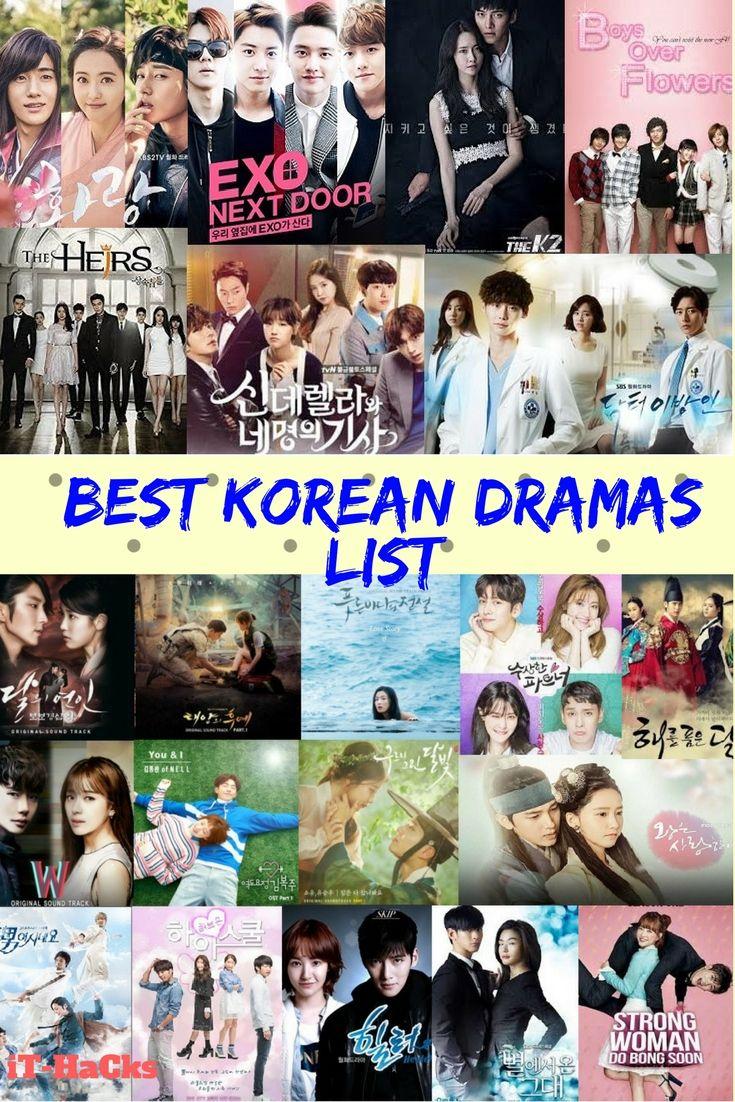 iT HaCks: Best korean romantic comedy dramas list - Popular Romantic korean dramas you must watch