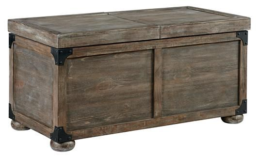 Rustic Accents Coffee Table Ashley Furniture Signature Design