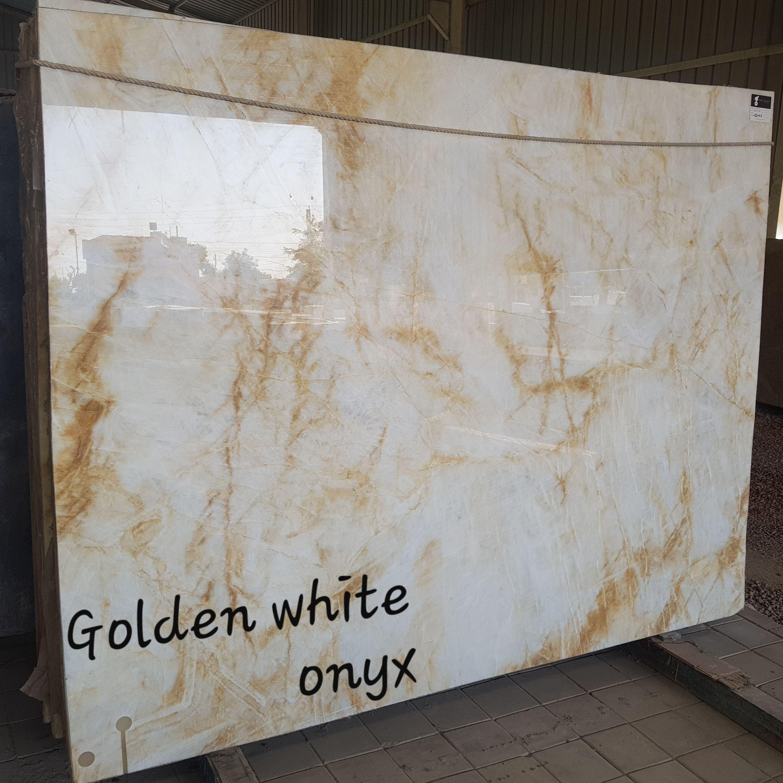 Golden White Onyx In 2020 Marble Slab Onyx Marble White Onyx