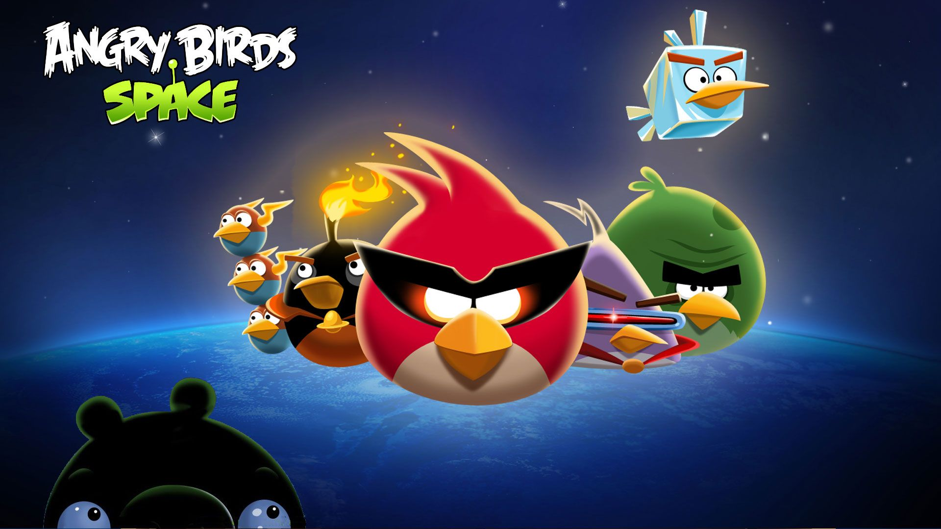 Download Angry Birds Space Images  Angry Birds Party