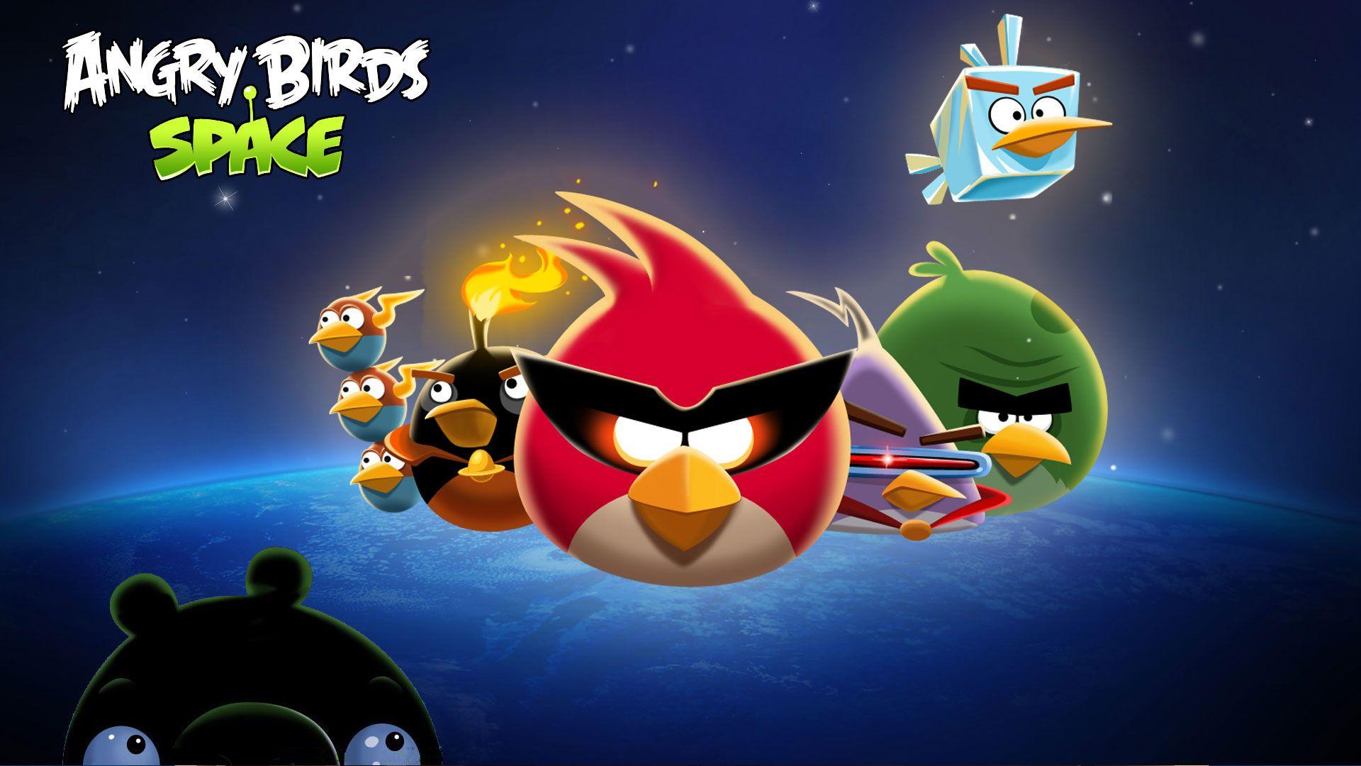 Fondos De Pantalla Angry Birds Angry Birds Party Bird Wallpaper