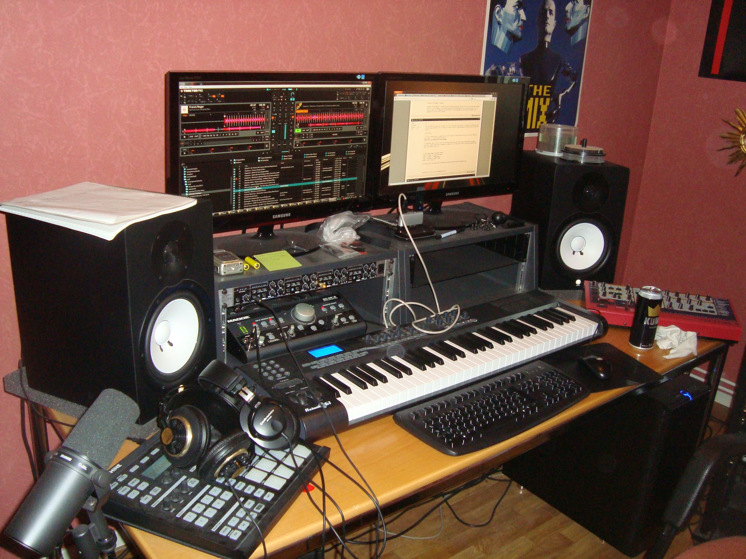 home studio! | music composing | pinterest | studio, music studios