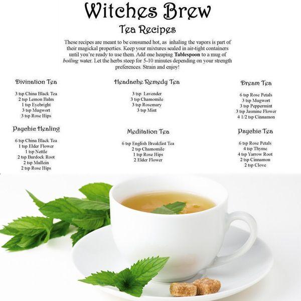 Pin by Laura Templin on Health/wellness | Tea recipes