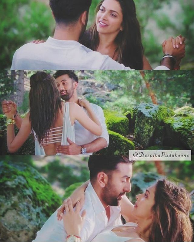Tamasha Deepika Padukone And Ranbir Kapoor We Can Do More We Can Dance It S Permitted Tamasha Movie Bollywood Couples Deepika Padukone