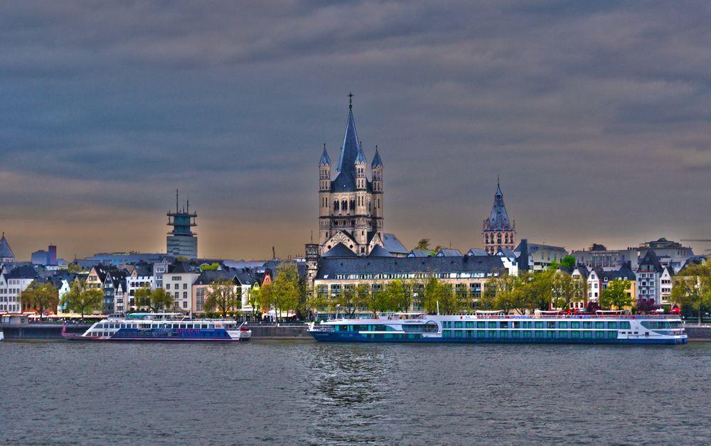 Rheinauhafen von photoart13