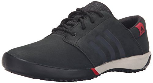 Adidas Outdoor Donna Daroga rosso Sleek Hiking scarpe, Nero Power rosso Daroga   5e4c53