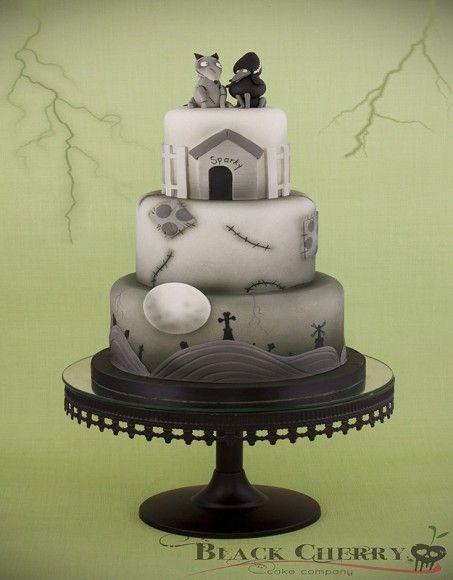 Amazing Tim Burton Themed Wedding Ideas
