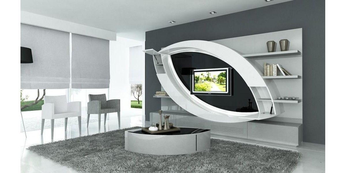 inspiration wall unit luxury deluxe living room   The ultimate TV Stand Buying Guide   Living room decor ...