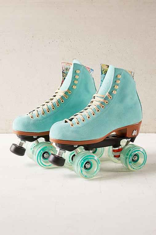 Moxi Leather Roller Skates - Urban Outfitters    giftryapp   Patins ... 32b84b9cb3