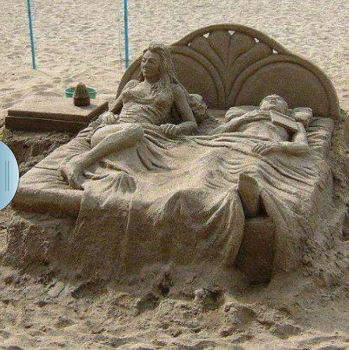 Lifes a beach...